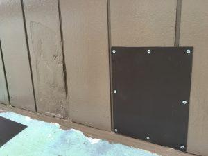 木製下見の腐食を補修2