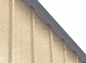 トタン外壁のサビ錆2
