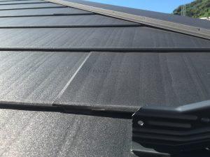 塩ビ鋼板屋根塗装