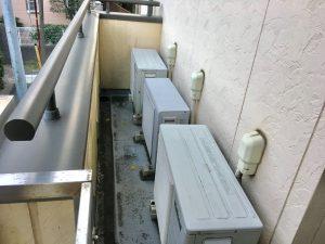 防水床山本塗装