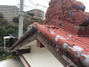 トタン屋根山本塗装