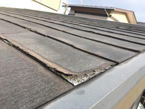 屋根山本塗装