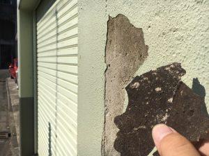 コンクリート塀山本塗装
