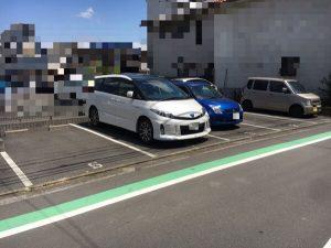 月極駐車場横須賀市山本塗装