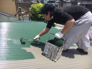 トタン屋根横須賀市山本塗装