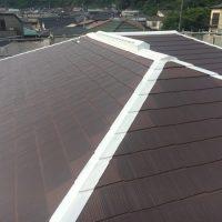 コロニアル屋根横須賀市山本塗装