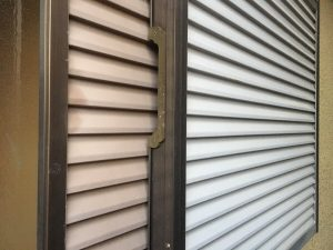 雨戸横須賀市山本塗装