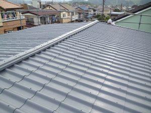 ガルバリウム屋根横須賀市山本塗装