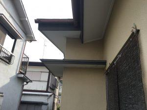 軒庇横須賀市山本塗装