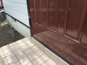 玄関ドア横須賀市山本塗装
