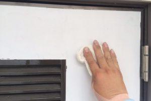 サッシ拭く横須賀市山本塗装